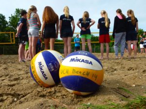 trainingsgroepen vch beach
