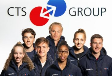 CTS Group Young Talents bij VCH Beach